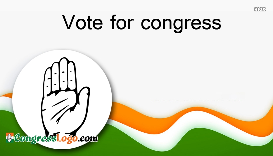 Congress Election Logo Images, Pics