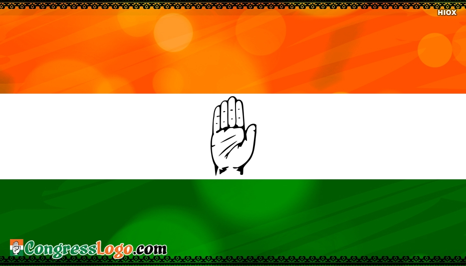 congress party banners congress logo hand png congress lookup
