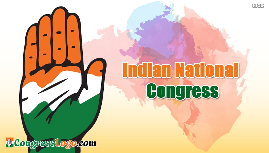 Congress Party Banners