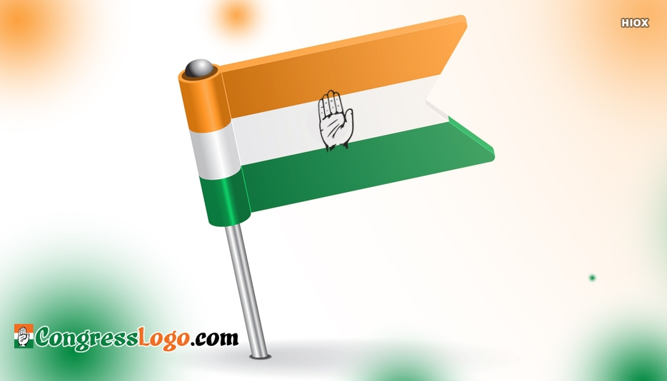 Congress Flag Logo Png