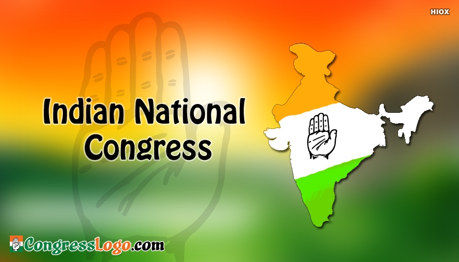 Congress Logo Background