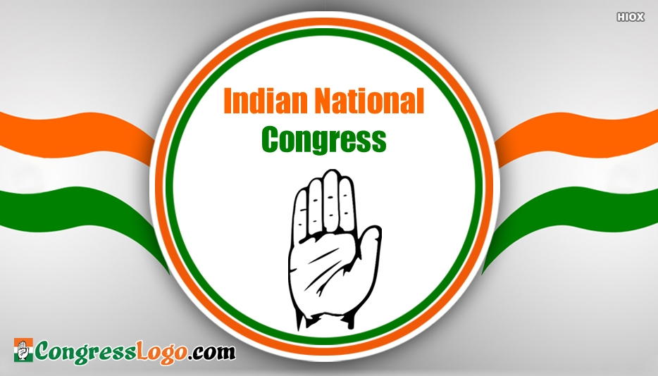 Congress Logo Hand