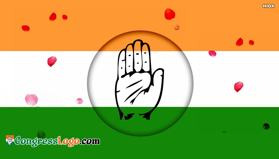Congress Logo Hand Png - Congress Logo Free Download