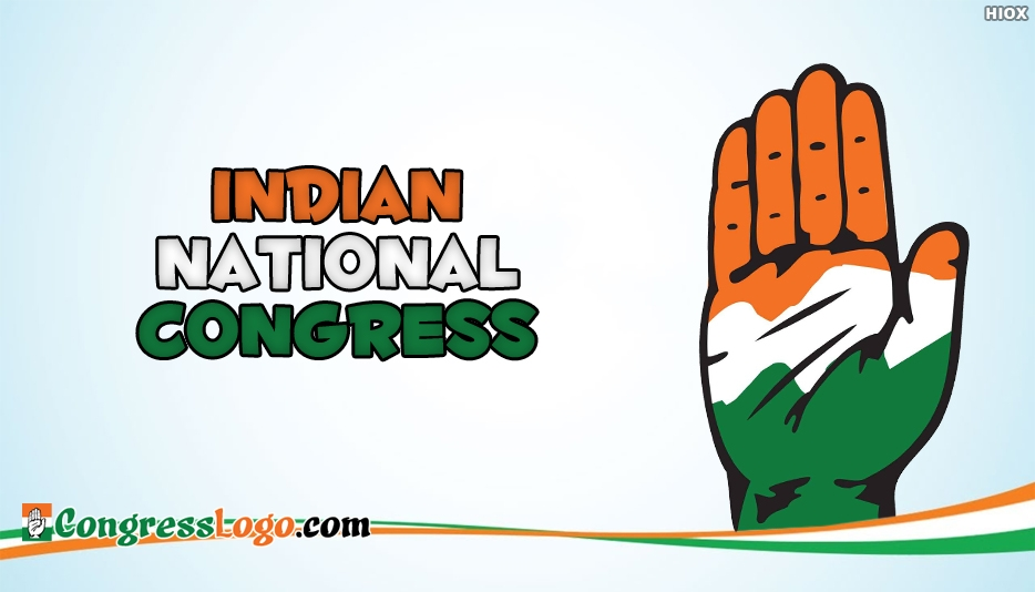 Congress Logo Hd Wallpaper - Congress Logo Free Download