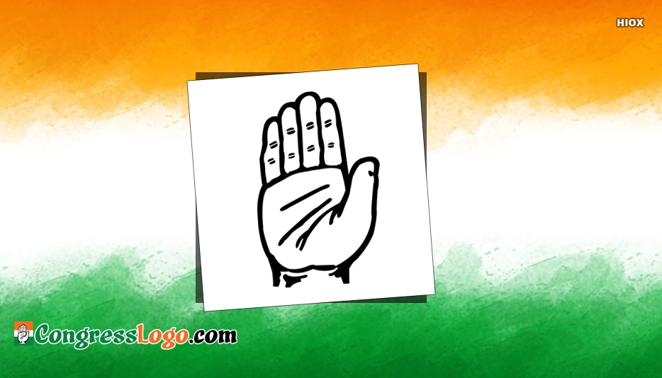Congress Badge Images, Wallpapers