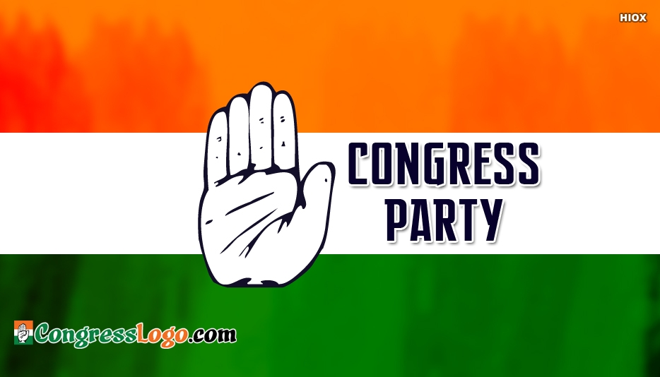 Congress Party Logo Mobile Wallpapers