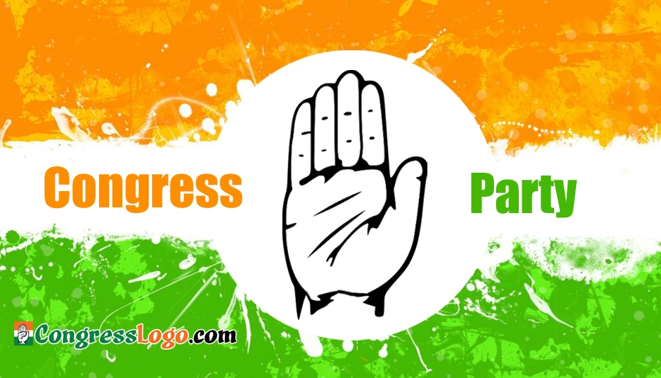 Congress Party Logo Hand @ CongressLogo.com