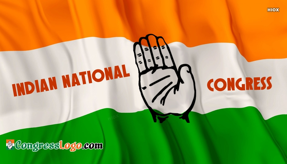 Congress Party Logo Hd Wallpaper