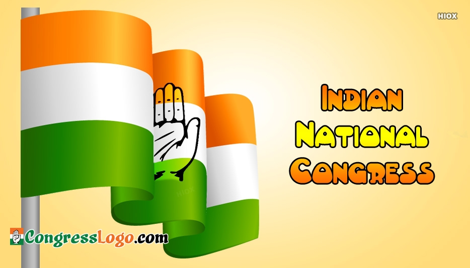 Congress Party Logo Vector