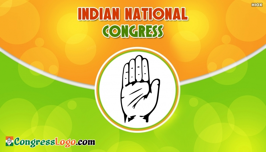 Logo Of Congress Party Images, Pics