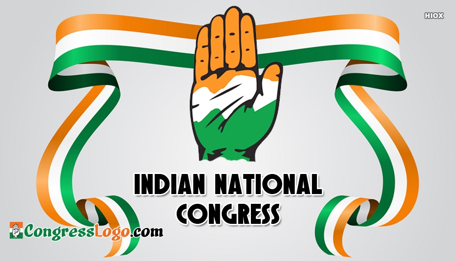 Indian National Congress Logo Gif