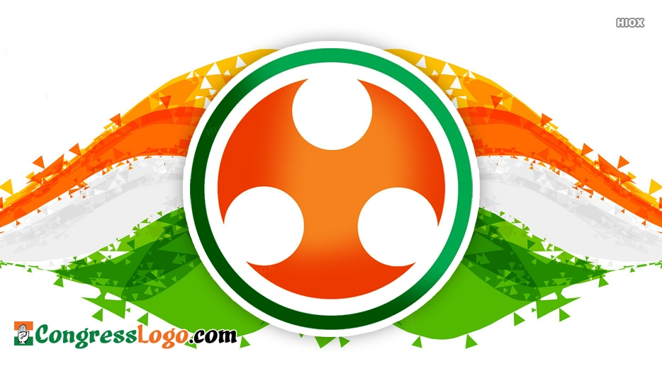 Indian Youth Congress Logo Pictures, Images