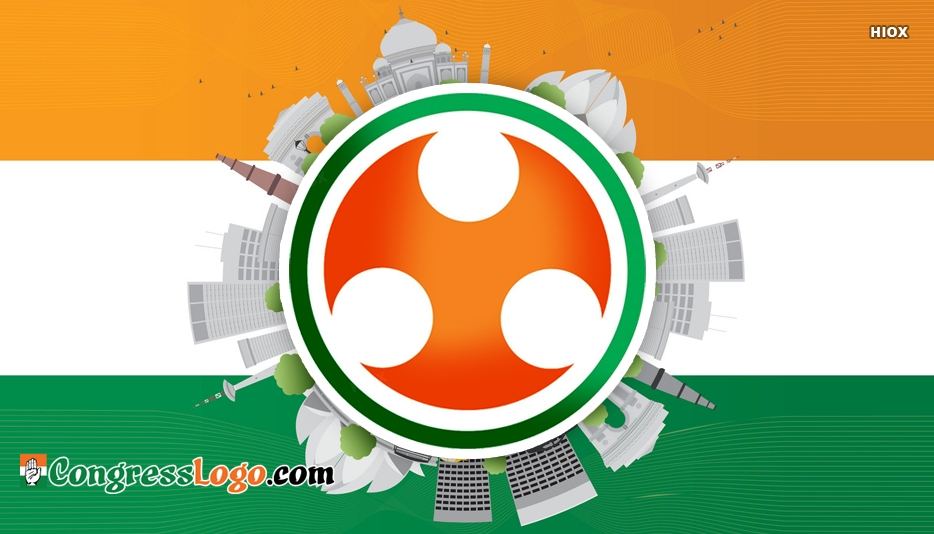 India Yuva Congress Logo Wallpapers, Images