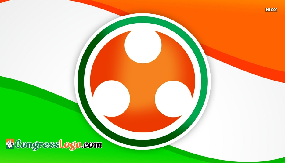 INC Party Youth Wing Logo Pictures, Images
