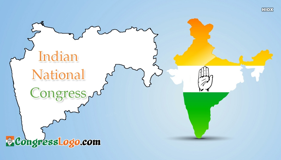 Maharashtra Congress Logo Images, Wallpapers