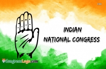 Indian National Congress Wallpaper