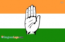 Congress Logo Hindi