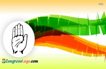 Congress Party Logo Background