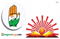 Dmk Congress Logo