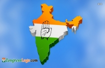 Congress Logo Hd Wallpaper