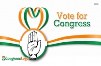 Indian National Congress Logo Vector Png