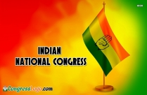 National Congress Party Logo