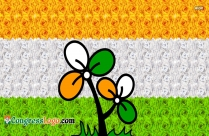 Trinamool Congress Logo Wallpaper