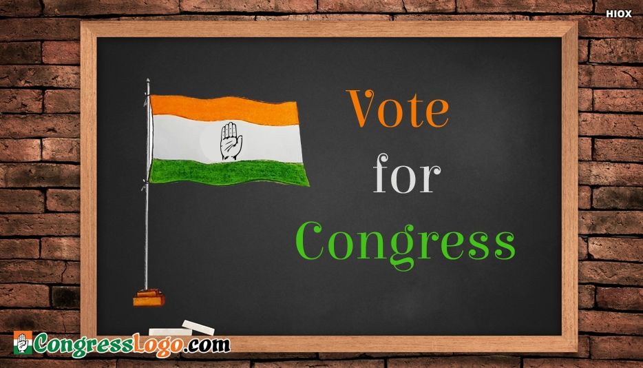 Vote For Congress