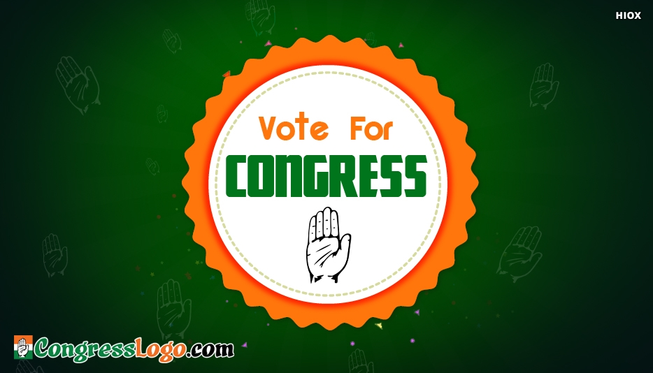 Vote For Congress Images