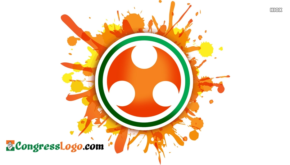 Yuva Congress Symbol Painting Pictures