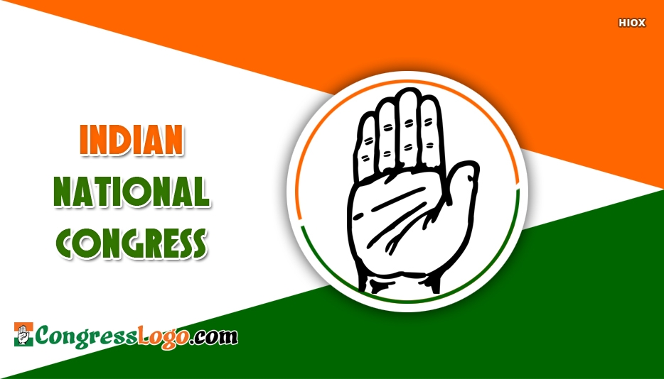 congress party logo images hd